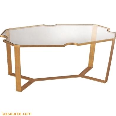 Cutout Top Martini Table 1114-175