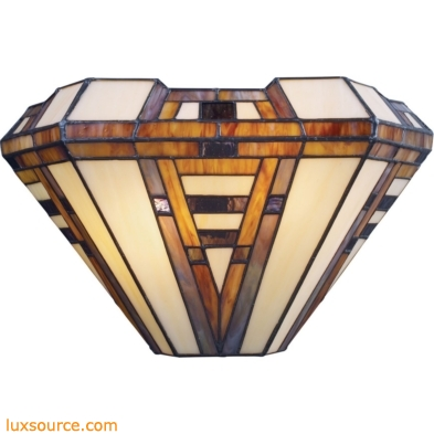 American Art 2 Light Wall Sconce In Classic Bronze