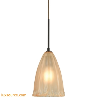 Calipsa 1 Light Pendant In Oil Rubbed Bronze 10439/1