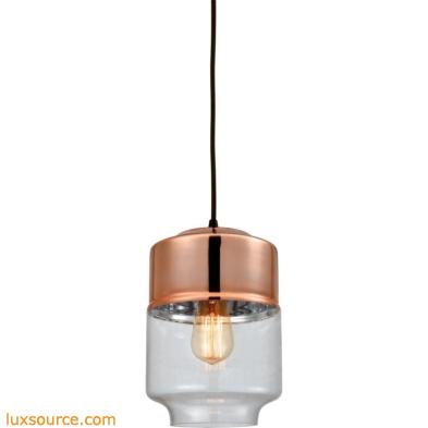 Revelo 1 Light Pendant In Oil Rubbed Bronze 10491/1
