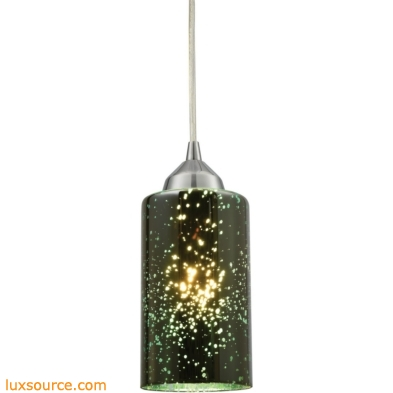 Illusions 1 Light Pendant In Polished Chrome 10504/1
