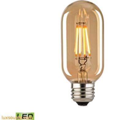 Filament Medium LED Bulb With Light Gold Tint 1111