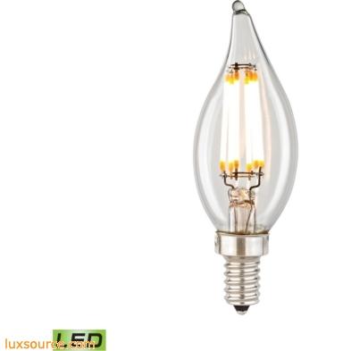 Filament Candelabra LED Bulb 1112