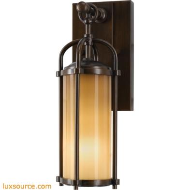Dakota Light Wall Lantern - 1 - Light -Opal
