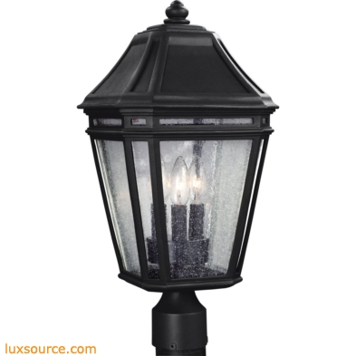 Londontowne Light Outdoor Post - Large - 3 - Light