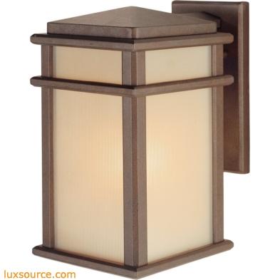 Mission Lodge Light Wall Lantern - Medium - 1 - Light