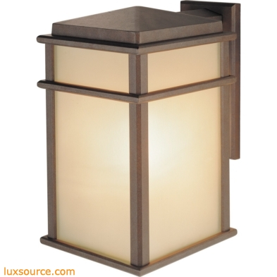 Mission Lodge Light Wall Lantern - Medium-1 - Light