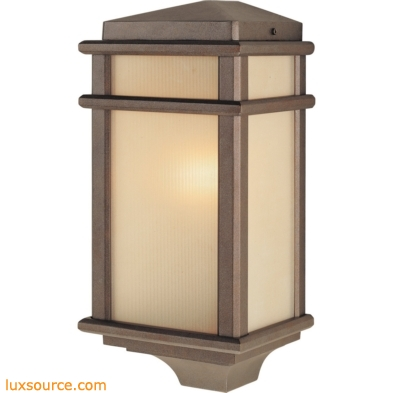 Mission Lodge Light Wall Lantern - Large - 1 - Light