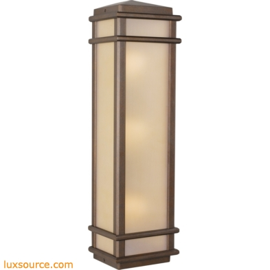 Mission Lodge Light Wall Lantern - 3 - Light