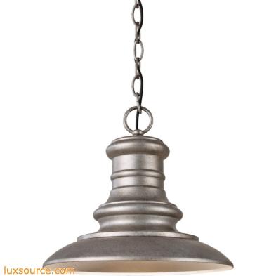 Redding Station Light Outdoor Lantern - 1- Light - LED 2700K 90 CRI