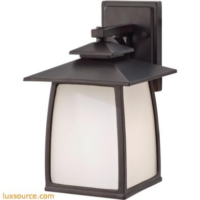 Wright House Light Outdoor Lantern - 1- Light - White