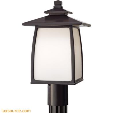 Wright House Light Outdoor Lantern - 1 - Light -White