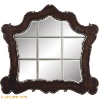 Ornate Heritage Beveled Mirror
