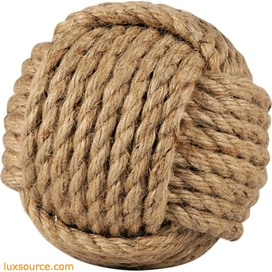 Sailors Knot Decorative 4-Inch Sphere