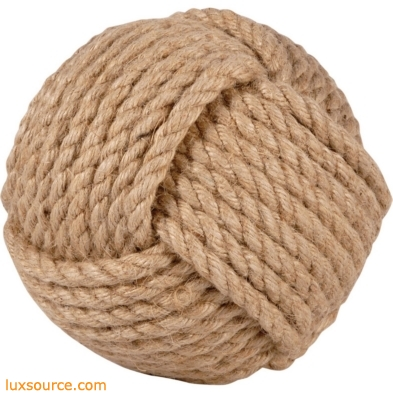 Sailors Knot Decorative 6-Inch Sphere