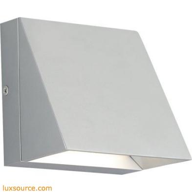 Pitch Wall - Single Silver - LED