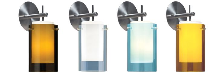 Transitional Wall Sconces