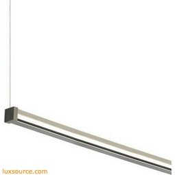 Gia Linear Suspension - Smoke - 300LMS/FT - LED 80 CRI 3000K
