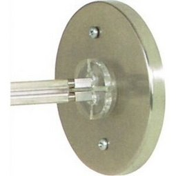 4 Inch Round Direct End Power Feed for Tech Monorail