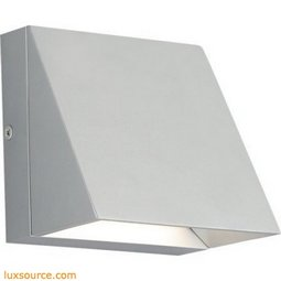 Pitch Wall - Single Silver - LED