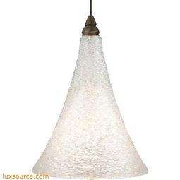 Sugar Pendant - White
