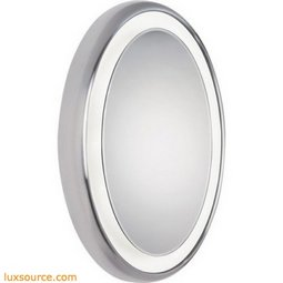 Tigris Mirror Oval - Surface Mount