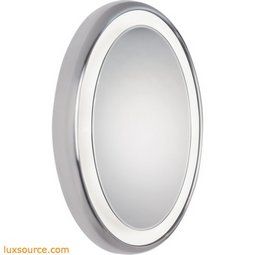 Tigris Mirror Oval - Recessed