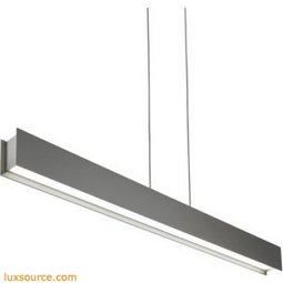 Vandor Linear Suspension - Gray - LED